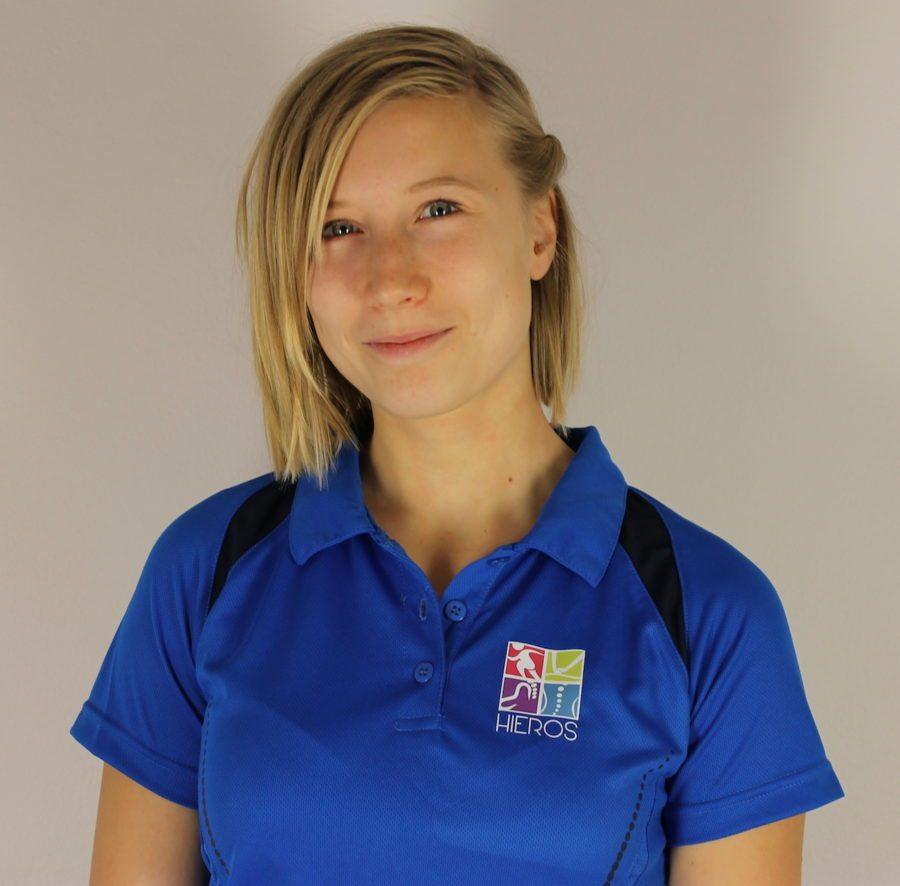 Urheiluhieroja Laura Vierimaa