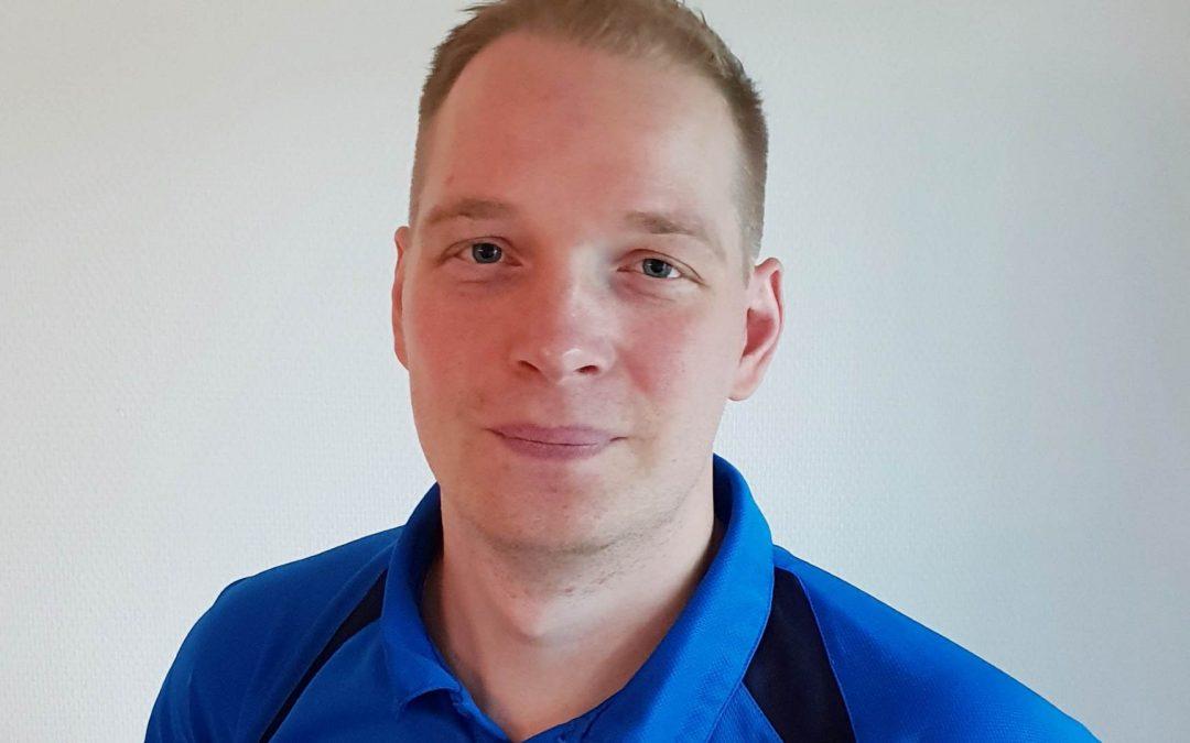 Urheiluhieroja Juha Hanninen