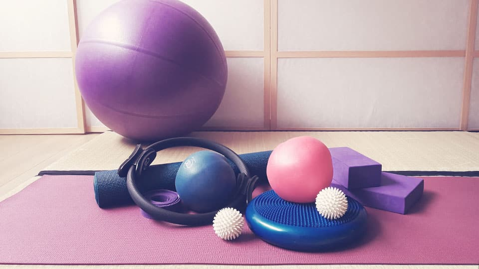 Pilates Hyödyt
